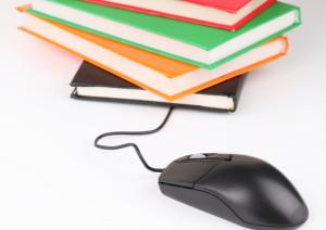documentation_livres et souris PC
